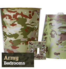 Army Bedrooms