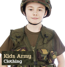 Kida Army Clothing