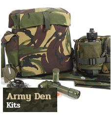 Army Den Kits
