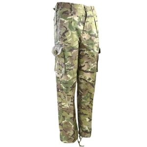 Kids Army MTP Camo Trousers