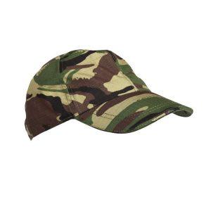 Kids Camouflage Cap