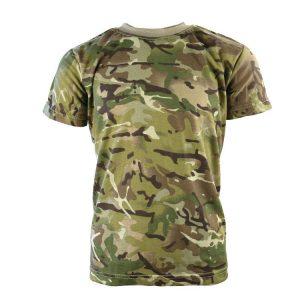 Kids MTP Camo T Shirt