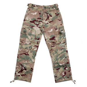 Kids Multi Terrain Camo Trousers