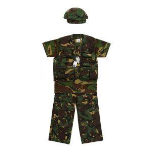 Kids Camouflage Army Kit