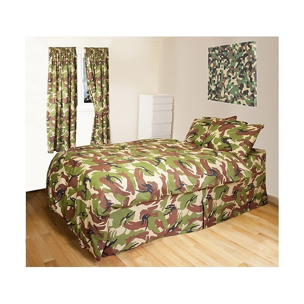 Army Quilt Cover