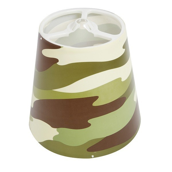 Camouflage Light Shade