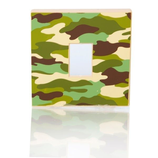 Camo Light Switch Cover