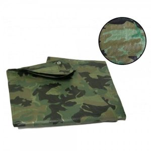 Waterproof Camo Tarp