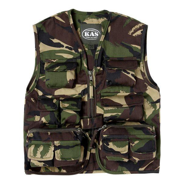 Kids Army Action Vest