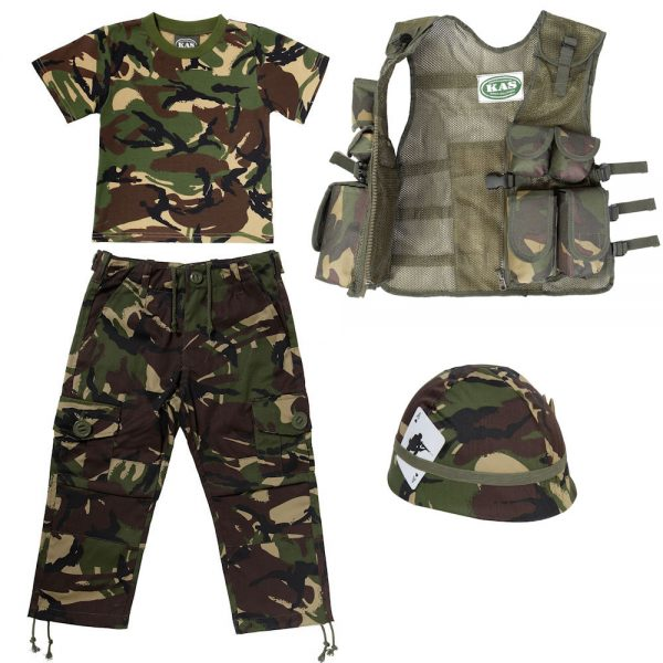 Camo Clothing For Kids