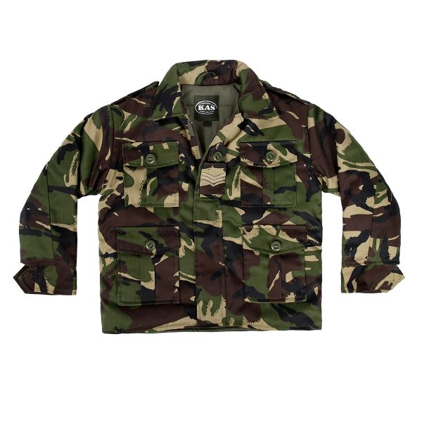 Kids Army Jacket