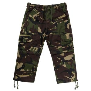 Kids Army Camouflage Trousers