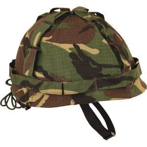 Kids Army Camo Helmet