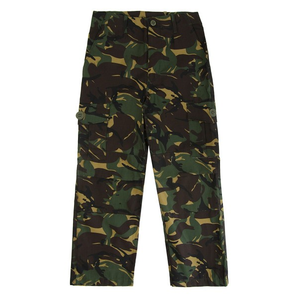 We have the best selection of kid's military pants! Army Surplus World stocks a full line of kids camo. We carry kids camo fatigue pants, kids tactical pants and kids camo shorts for the kids in many camo patterns. Shop for kids army camo clothing and adventure gear.