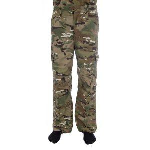 Kids Multi Terrain Camo Trousers