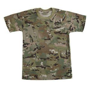 Multi Terrain Camo T-Shirt