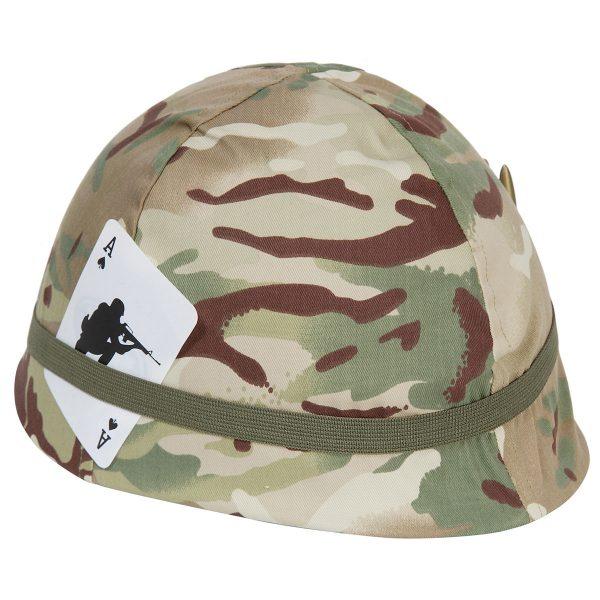 Kids Camouflage Helmet