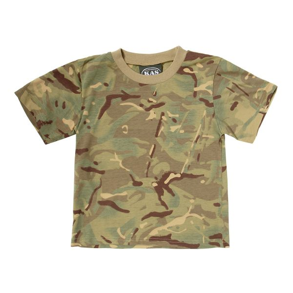 Kids Army T-Shirt