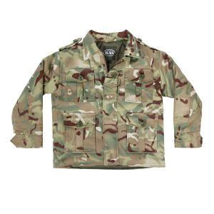 Multi Terrain Camouflage Jacket