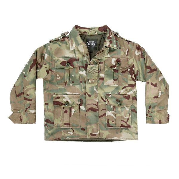 Kids Camouflage Jacket