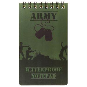 Army Waterproof Notepad