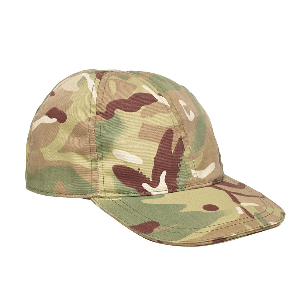 Kids Army Cap
