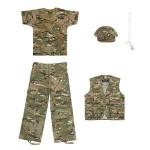 Multi Terrain Camo Army Kit