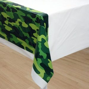 Army Table Cloth