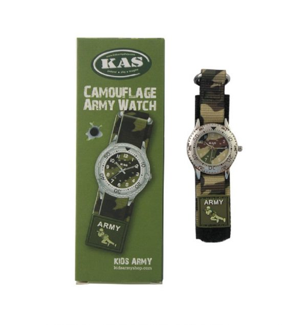 Kids Army Watch