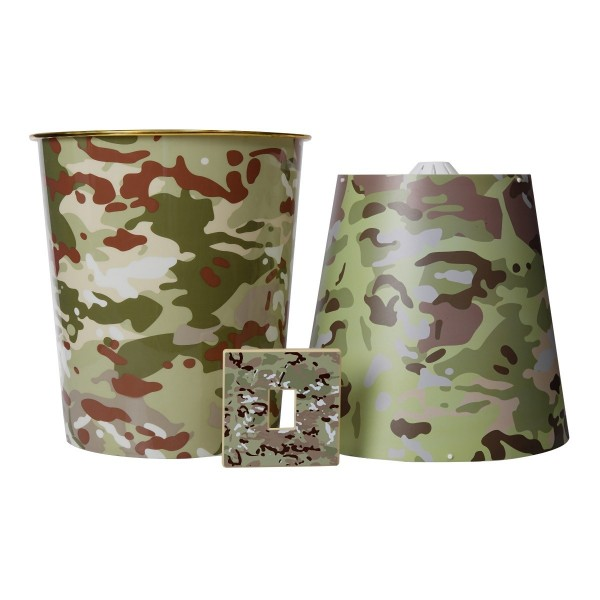 Army Bedroom Accessory Set