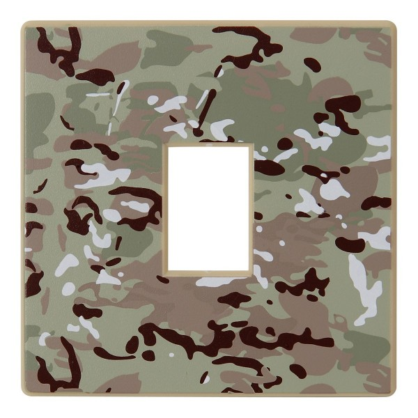 Camouflage Light Switch Cover