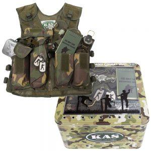 Combat Vest For Kids