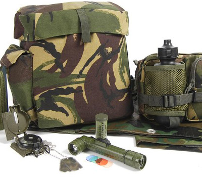 Army Den Kits and PlayTents