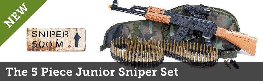 Kids Junior Sniper Set