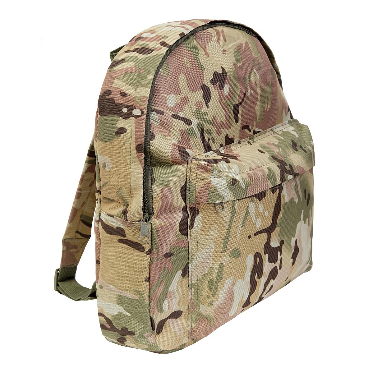e4742da66800 Kids Mtp Camouflage 15Ltr Rucksack