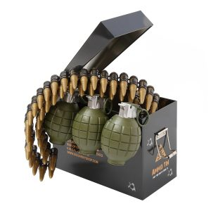 Ammo Tin Gift Set