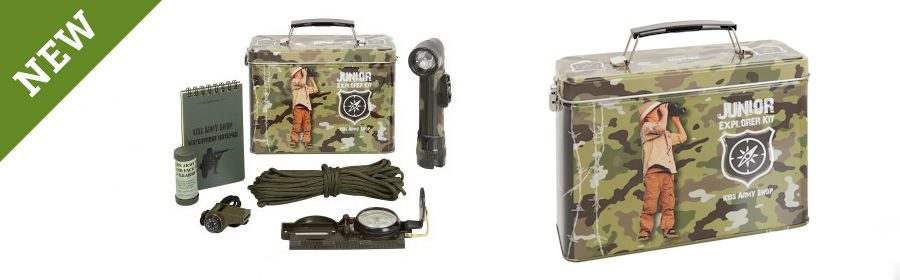 Junior Explorer Roleplay Set