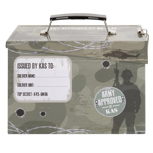 Army Lunch Box