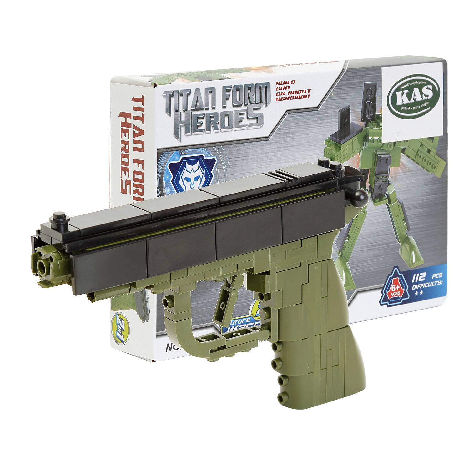 Toy army guns for kids
