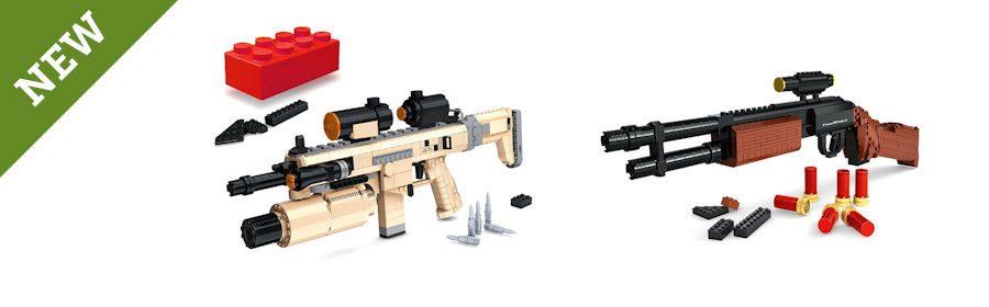 Building Bricks Gun