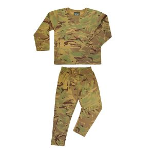 Kids Army Multi Terrain Pyjamas