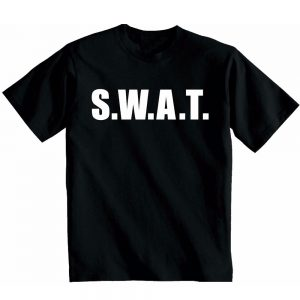 Kids S.W.A.T Cotton T-Shirt