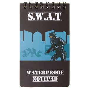 Swat Tactical Notepad