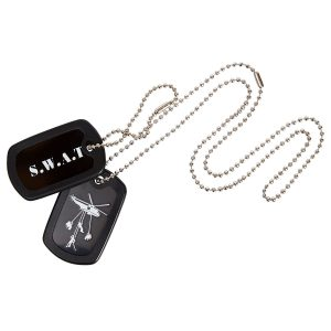 Kids SWAT Dog Tags