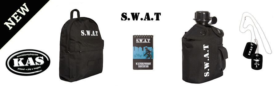 Kids Army SWAT Toys