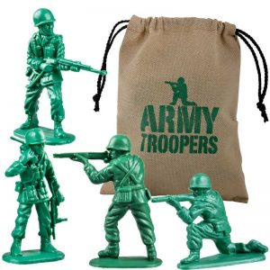 Set Of Toy Soldiers Gift Set