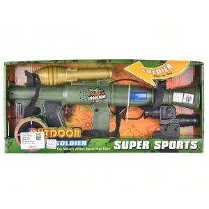 Toy Rocket Launcher