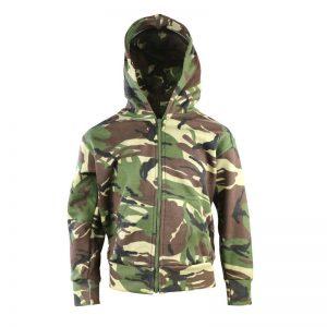 Kids Camouflage Hoodie