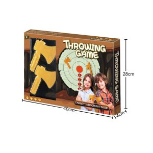 Toy Axe Throwing Game
