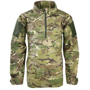 Kids Tactical Pullover